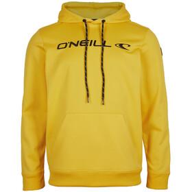 O'Neill Rutile Hooded Fleece Men, geel